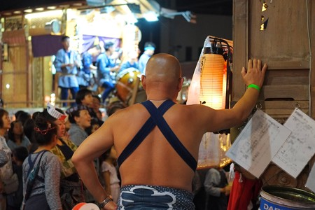 2013.08.04 富士市 甲子祭 最高潮