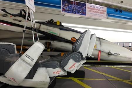 2013.08.19 みなとみらい VF-25 メサイアバルキリー 右翼