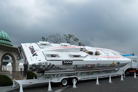 2013.09.07 横浜スパークリングトワイライト パワーボート