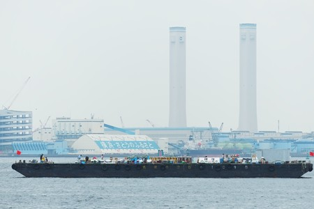 2013.09.07 横浜スパークリングトワイライト 花火打上船