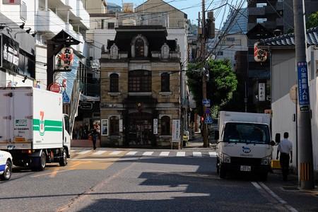 2013.11.05 長崎 丸山町交番