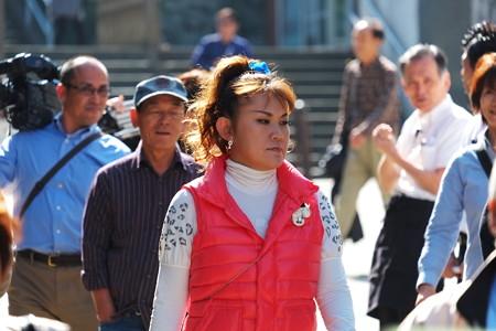 2013.11.05 長崎グラバー園 山田邦子