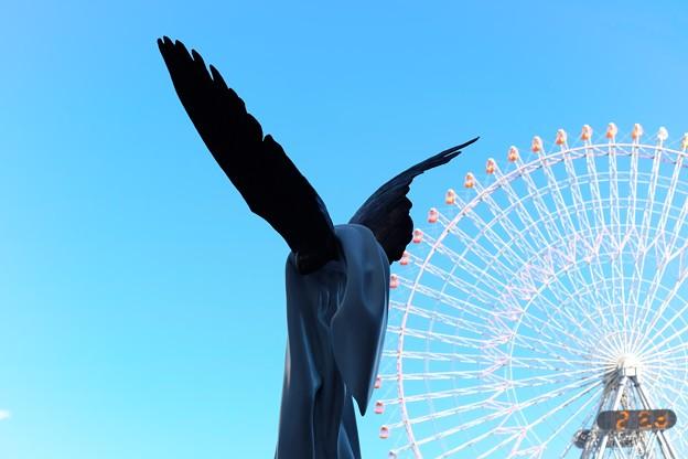 2013.11.13 みなとみらい a place beyond down Marina Karella