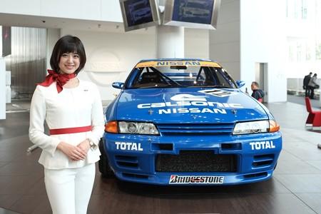 2014.02.01 日産本社 R32 スカイライン GT-R #12 カルソニック