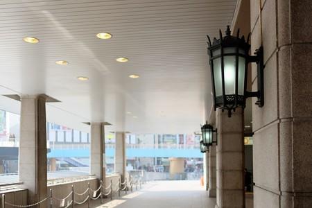 2014.02.03 上野駅 ランプ
