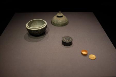 2014.02.07 東京国立博物館 舎利容器 パキスタン TC-637