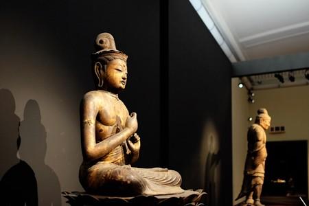 2014.02.07 東京国立博物館 大日如来坐像 智拳印 平安時代 C-311