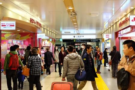 2014.03.19 東京駅 東京キャラクターストリート