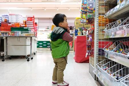 2014.03.25 スーパー 買い物の王子