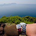 Photos: 腕時計型コンパス