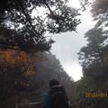 20121011 石鎚山 あ、光が
