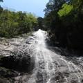 最初に千手滝を見たとき