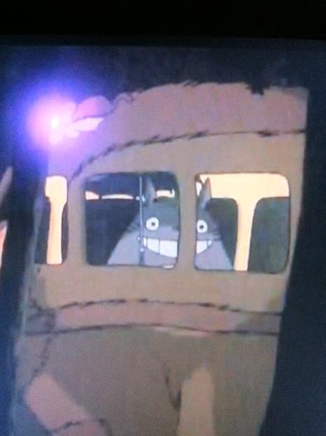 となりのトトロ ネコバスに乗るトトロ