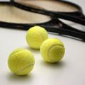 安井政昭 テニス用品(RACKET・BALL)写真
