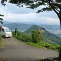 Photos: 船坂の山道