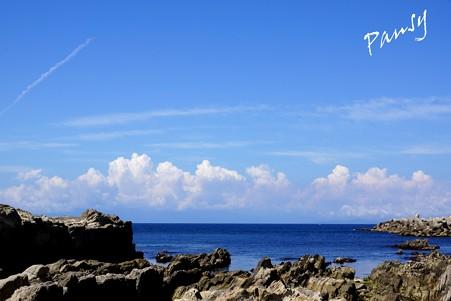 空と・・雲と・・海と・・4