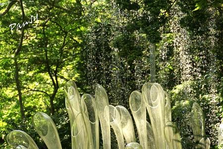 箱根ガラスの森美術館・・22