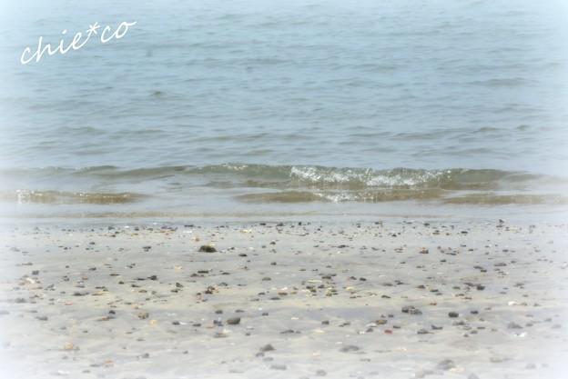 夏のビーチ・・3