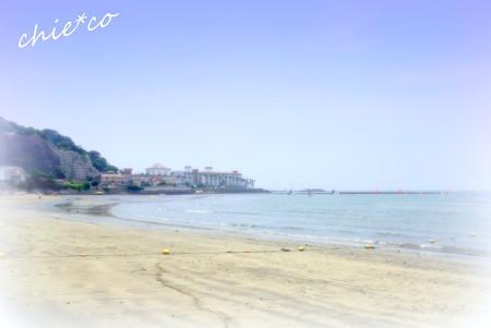 夏のビーチ・・4
