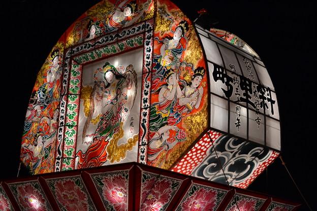斜里町ねぷた祭り2