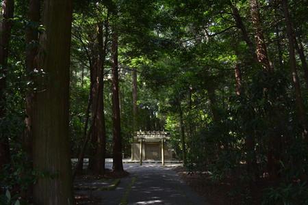 奈良波良神社2