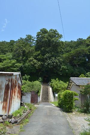 棒原神社1
