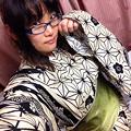 写真: 律子浴衣