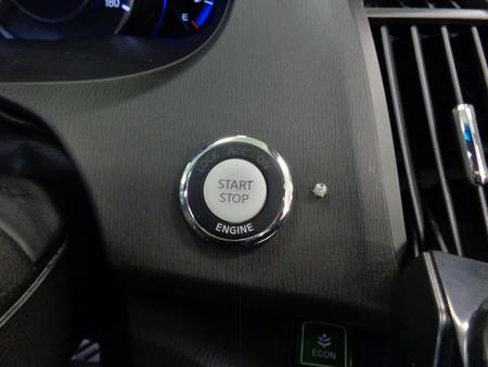 オデッセイRB3 東京都 後付プッシュスタート2・薄型オートキーレス取付 日産ボタン埋め込み