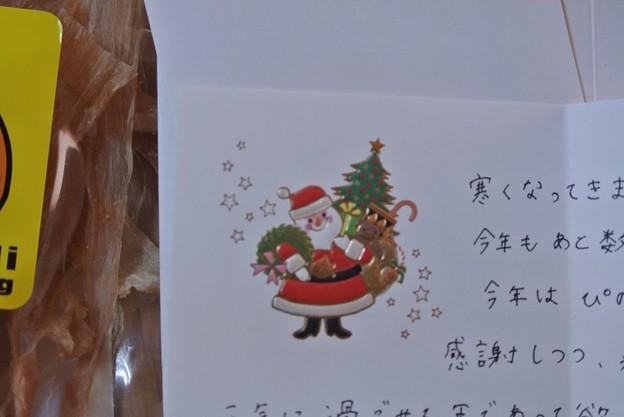 Photos: ピノからのプレゼント