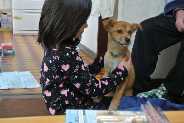 Photos: あ~ら大変身!