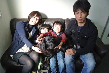 鈴に家族が出来ました