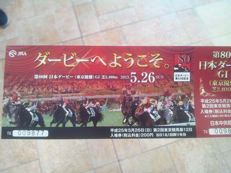 第80回 東京優駿/第127回 目黒記念