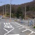 Photos: 清山バス停前