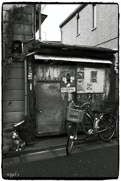 自転車のある風景 #63