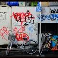 自転車のある風景 #69