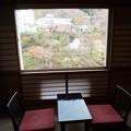 鬼怒川プラザホテル部屋からの眺望