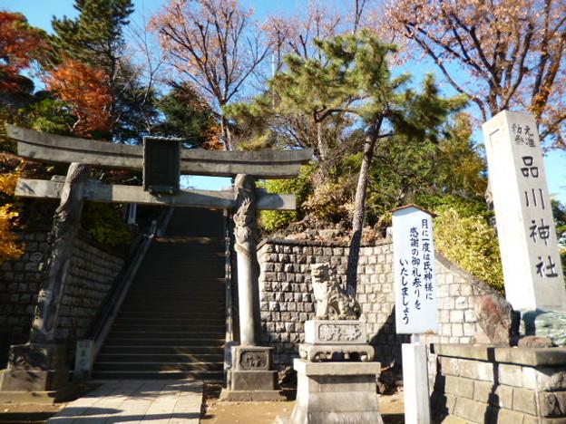 Photos: 品川神社