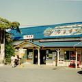 Photos: 烏山旧駅舎 1991年頃