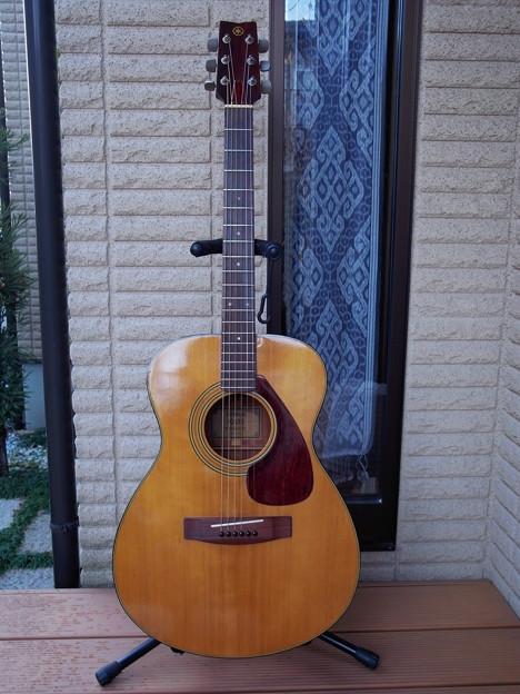 写真: 131228YAMAHA-FG-130グリーンラベル1973年-12,000万円、お買い得っっ