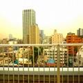 Photos: バルコニー空の眺め1