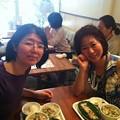 Photos: まりえさんとランチ