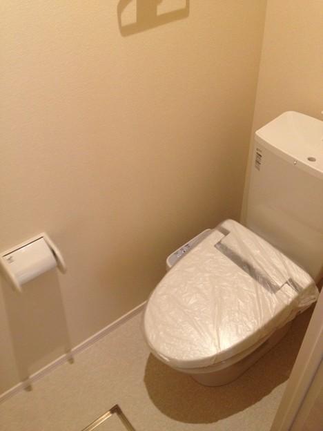 麻布ハウス~トイレ