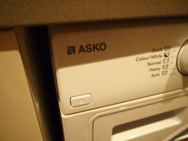 洗濯機メーカー(ASKO)