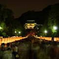 写真: ぼんぼり祭り2012、鎌倉!