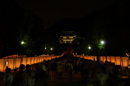ぼんぼり祭り2012、鎌倉2!