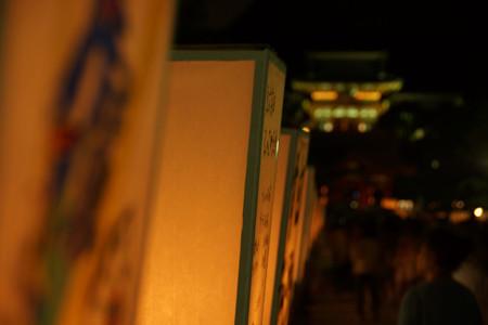ぼんぼり祭り2012、鎌倉3!
