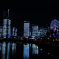 Photos: みなと未来のビルがライトアップ2!2012