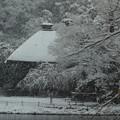 Photos: 釈迦堂の雪景色!2013
