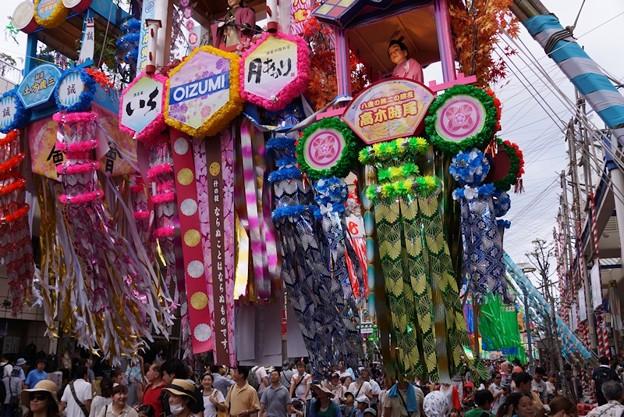 Photos: 平塚七夕祭り3!130706