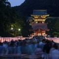 写真: 鎌倉ぼんぼり祭り!130807